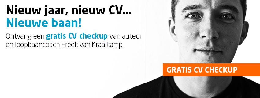 Ontvang een gratis CV update.